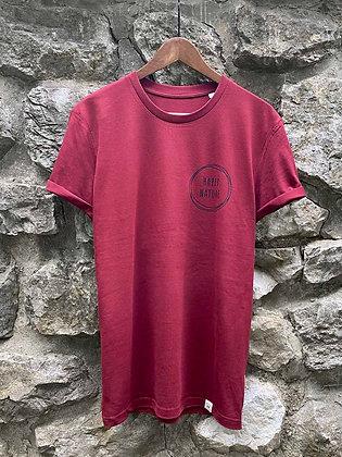 Dámské tričko Connection - vínové