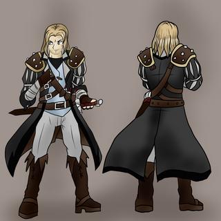 Captain Greylock - Turnaround