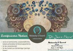 Zertifikat Mediumship & Research.jpg