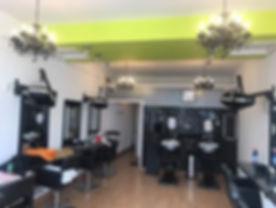 Salon g interior
