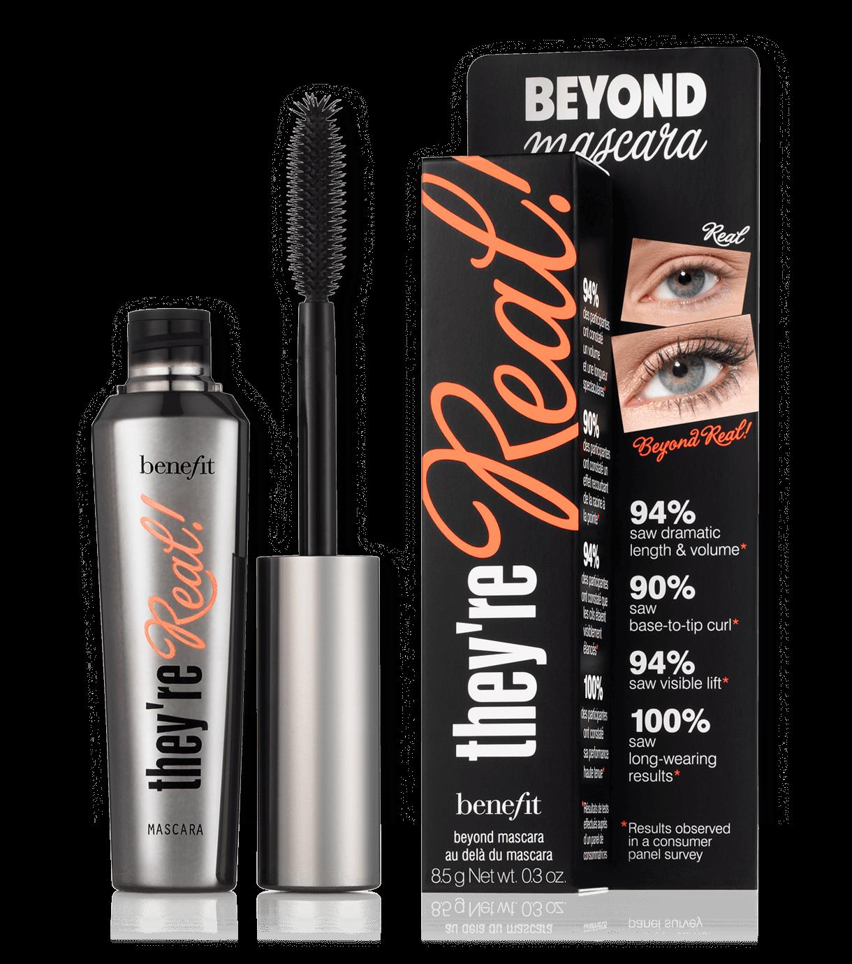 benefit beyond mascara
