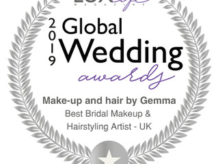 Best Bridal Makeup and Hairstyling Artist - UK