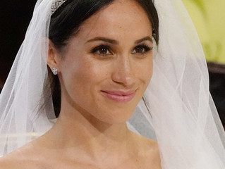 So, what did you think of Meghan Markle's wedding makeup?