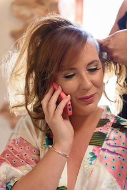 Wedding hair Ibiza
