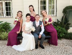 Bridal Make Up and hair in Portugal