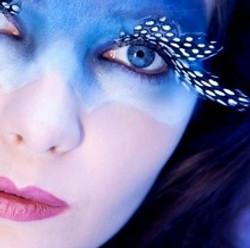 fashion shoot make-up