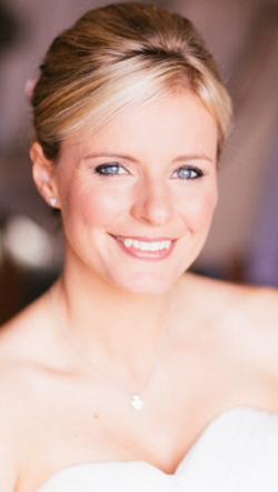 wedding day hair & Make-up