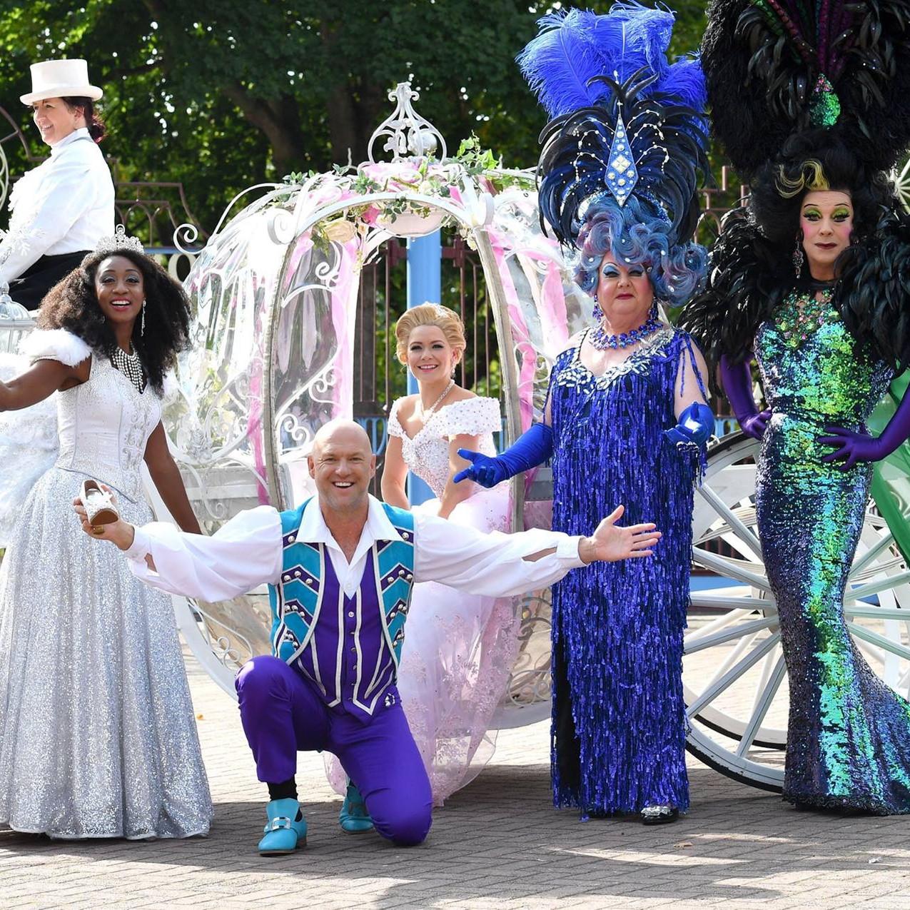 Hippodrome Cinderella 2017