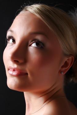 photo shoot hair and make up