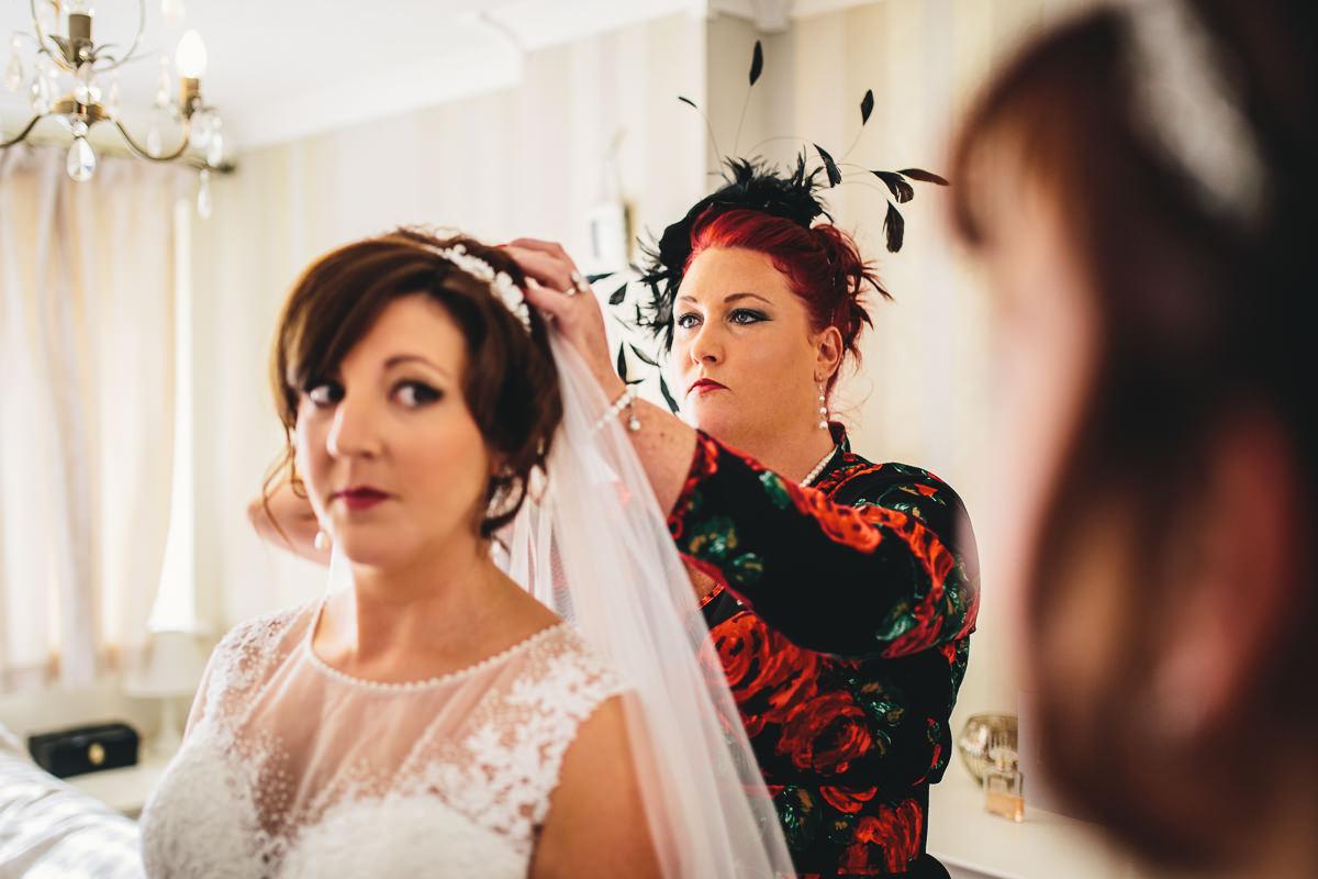 Laura and Dave - Bridal Hair and Make up