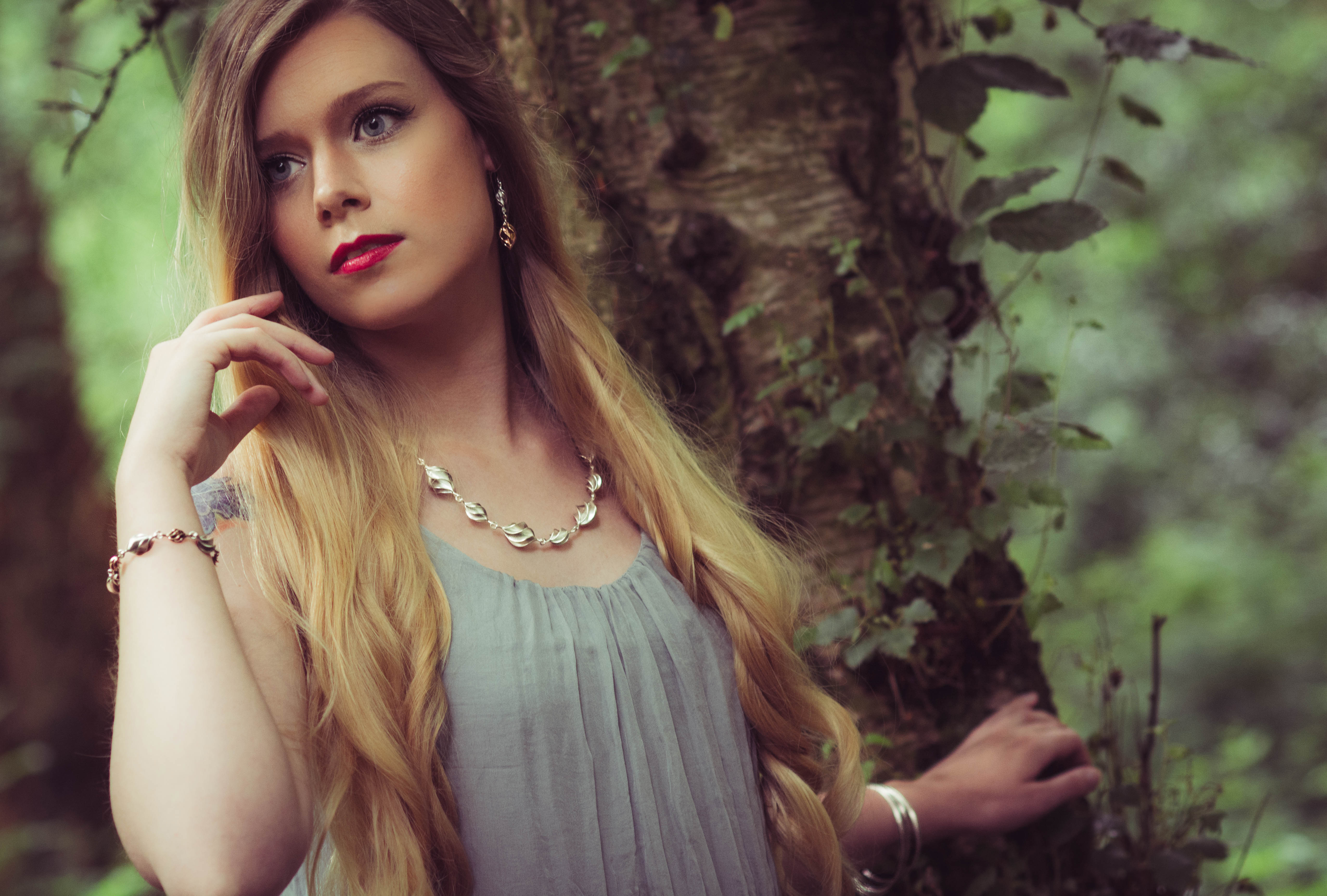 Woodland Photo Shoot Make up