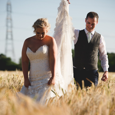 Shustoke Barn Wedding Photography | Charlotte & Scott