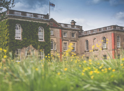 The Elms - A Worcestershire Mansion Wedding Getaway