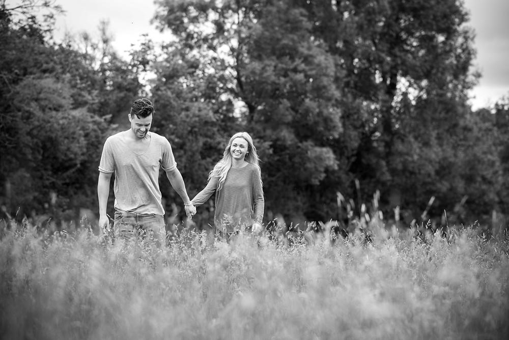 engagement photographer Shropshire
