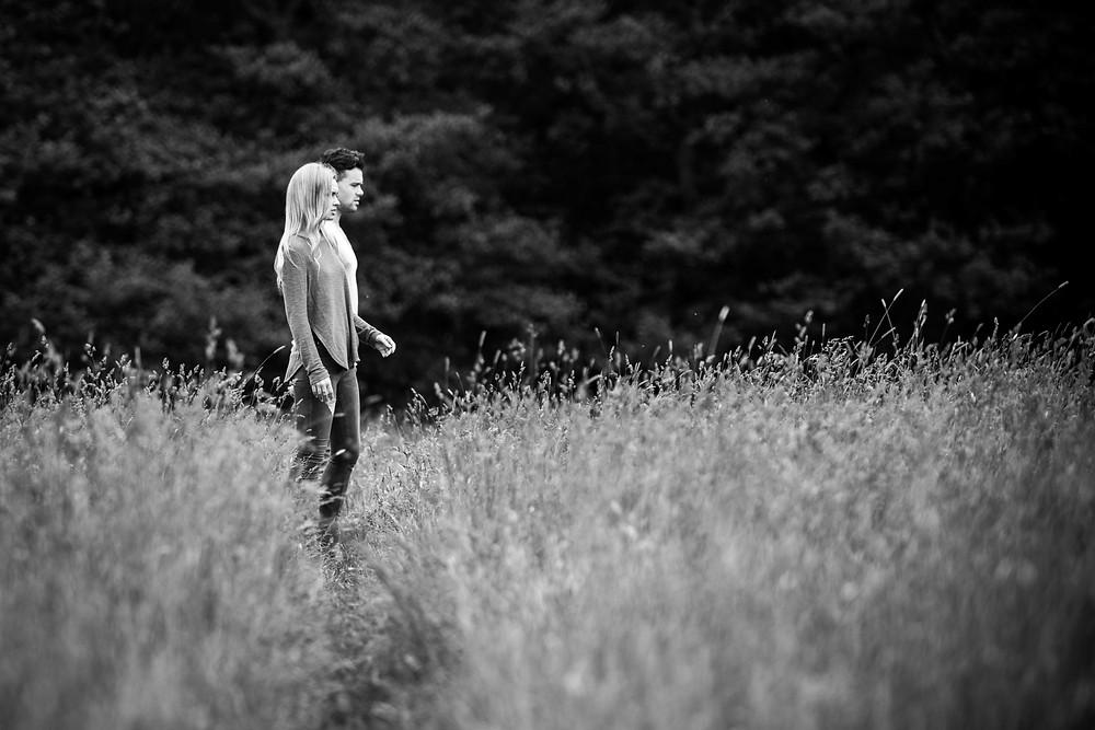 Shropshire engagement photographer