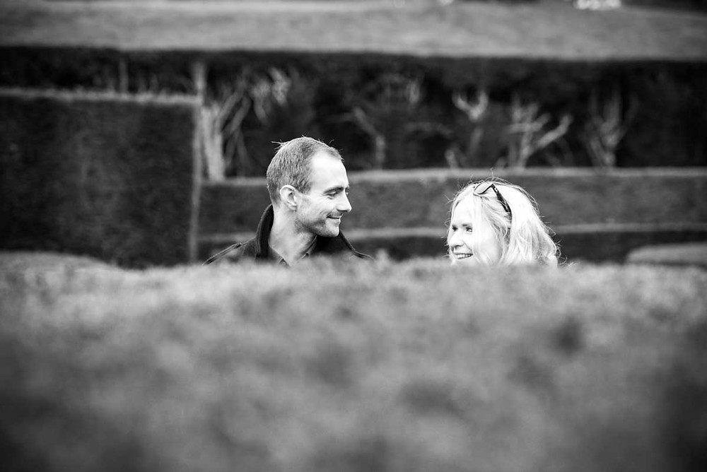 Candid Engagement photoshoot in Worcestershire