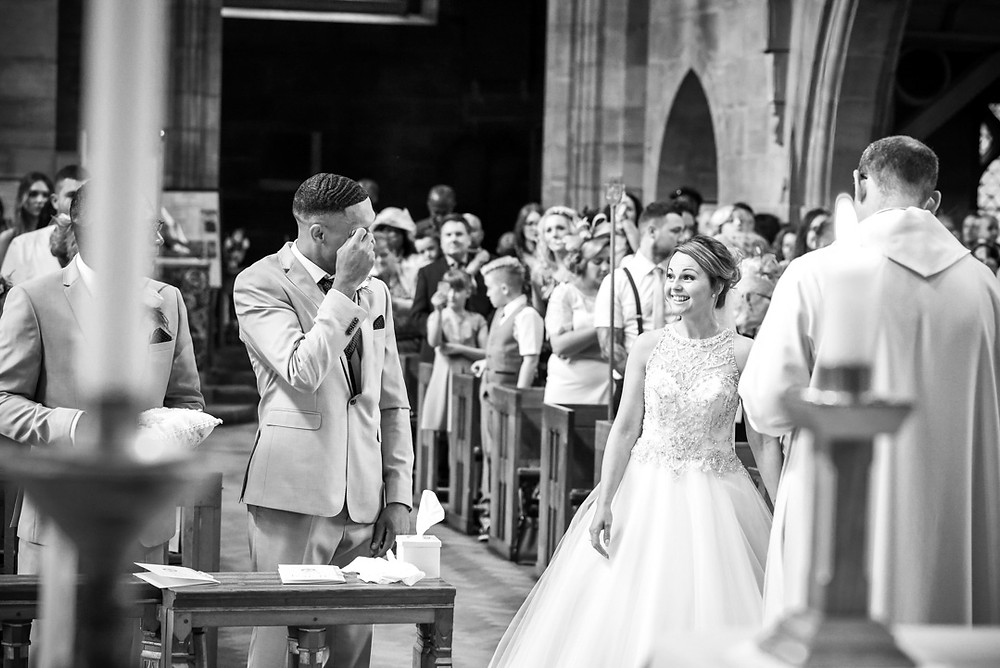 St Micheal & All Angels Tettenhall Wedding Photography