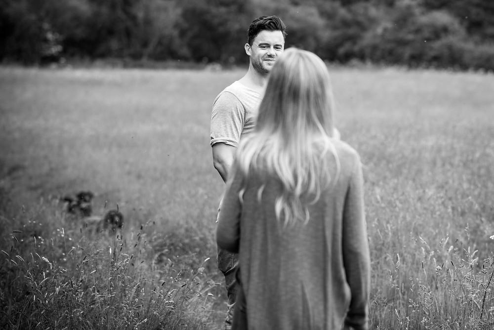 Bridgnorth engagement photography
