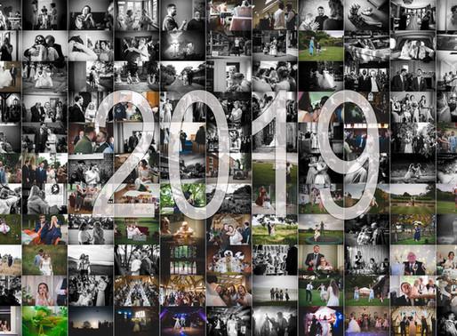 Wedding Photography 2019   A Look Back