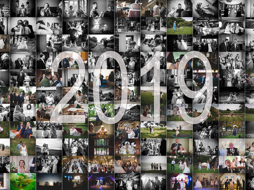 Wedding Photography 2019 | A Look Back