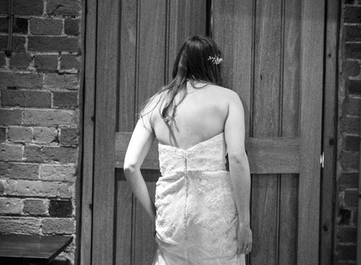 A sneaky peek - My favourite Wedding images