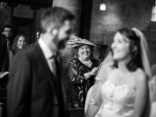 Proud Mother of the Bride - My Favourite Wedding Images