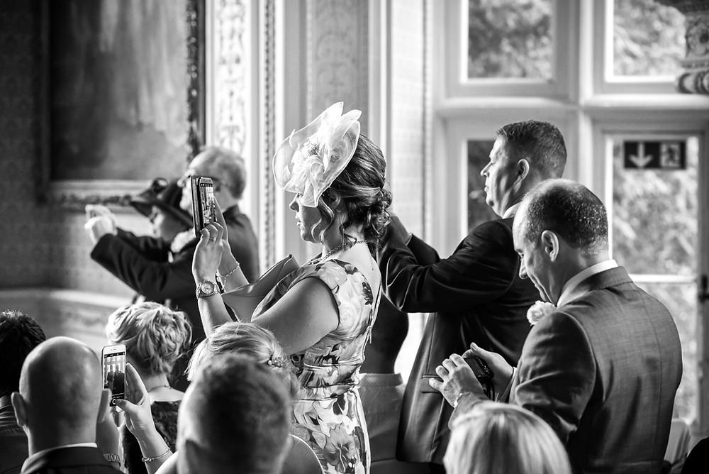 Ingestre Hall wedding