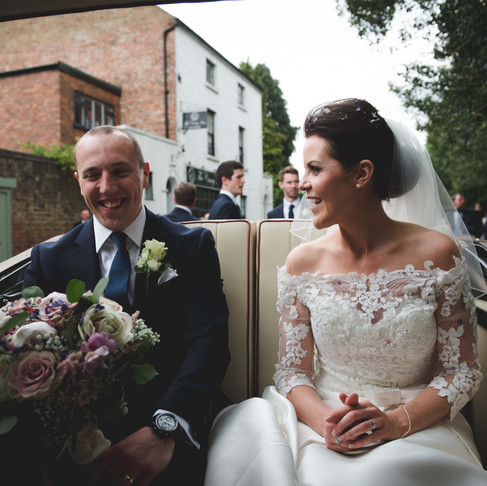Somerford Hall Wedding Photography | Lara + Mike