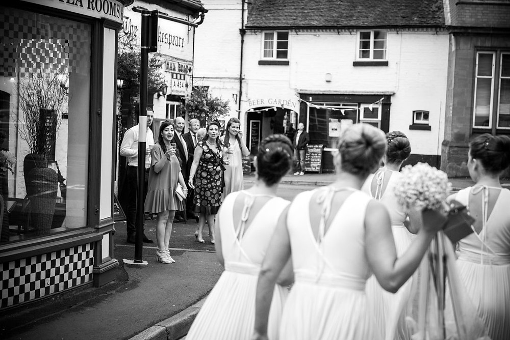 Bridgnorth Weddings