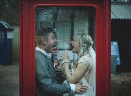 Avoncroft Museum Wedding Photography | Amy + Marc