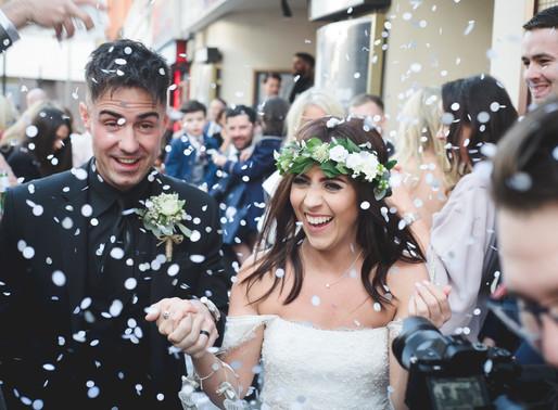 Electric Cinema Wedding Photography | Katie + Sean