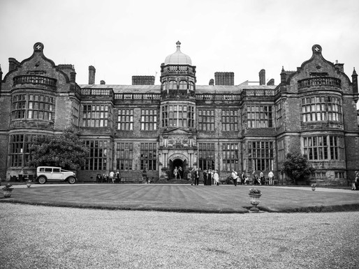 Ingestre Hall Wedding | Sarah & Darren