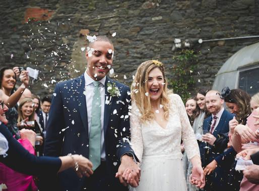 Sneak Peek -Paintworks Bristol Wedding|Hattie & Sol