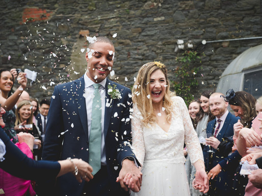 Sneak Peek -Paintworks Bristol Wedding|Hattie & Sol