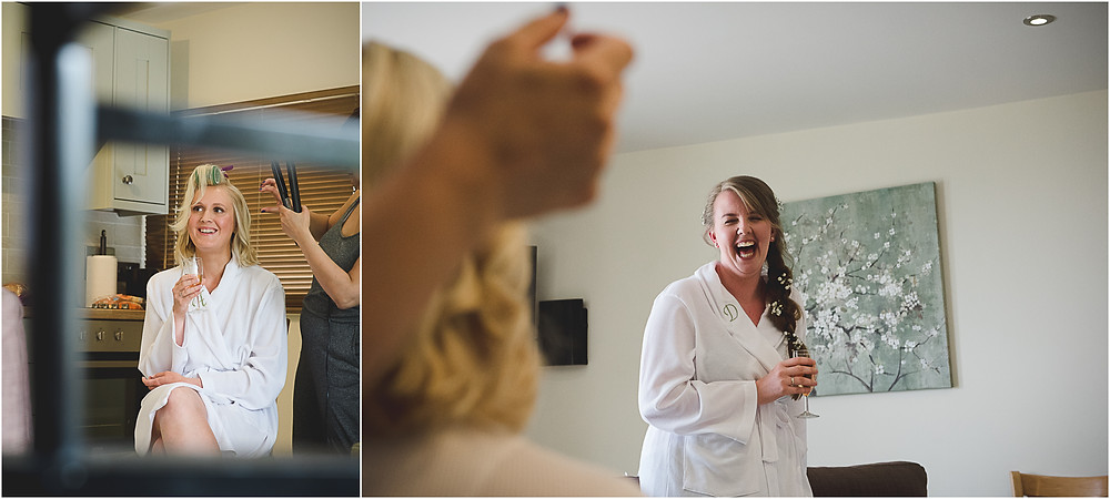 documentary wedding photography in Shropshire