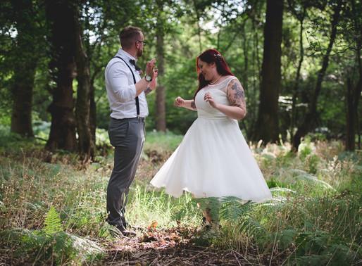 Umberslade Adventure Tipi Wedding|Georgi & Neil