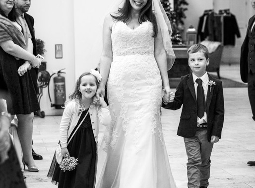 Arrival of the Bride- My favourite Wedding images