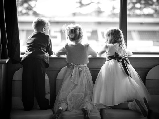 Triple Trouble - my favourite Wedding images