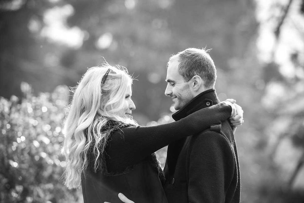 Black & White wedding photography worcestershire