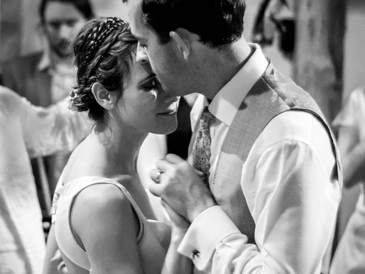 The Dance - my favourite Wedding images