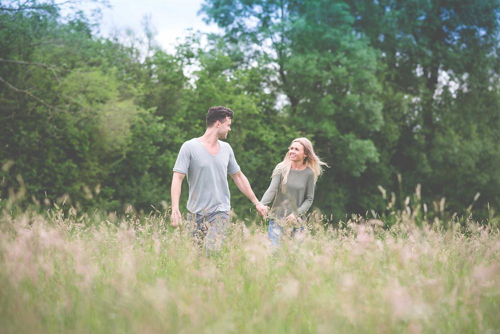 engagement photography Shropshire