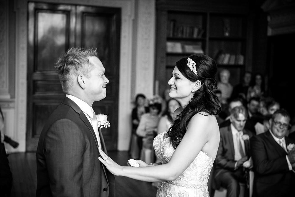 Wedding Photography Ingestre Hall