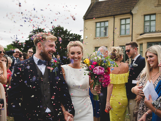 Oldberrow House Wedding Photography | Rachael & Rich