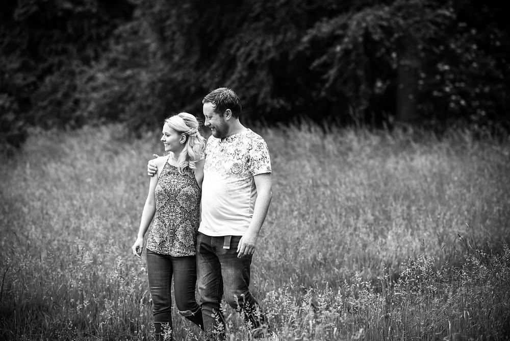 West Midlands pre-wedding photoshoot