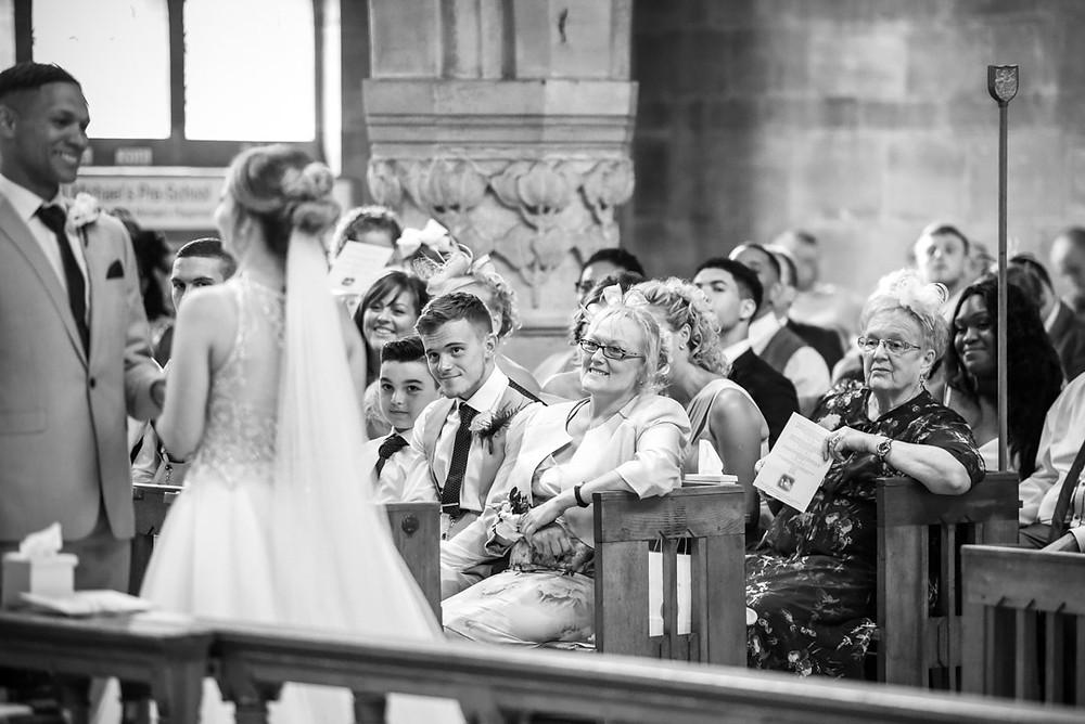 Lilleshall Hall Wedding Photography