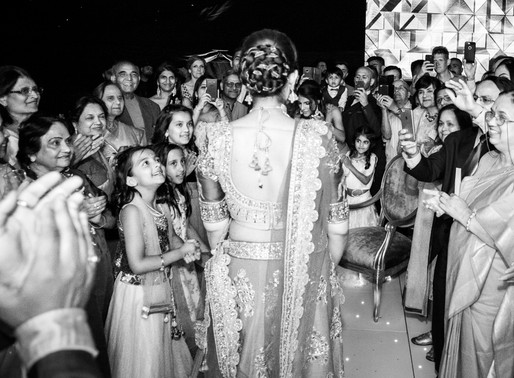 Arrival of the Bride Part 2 - My favourite Wedding images