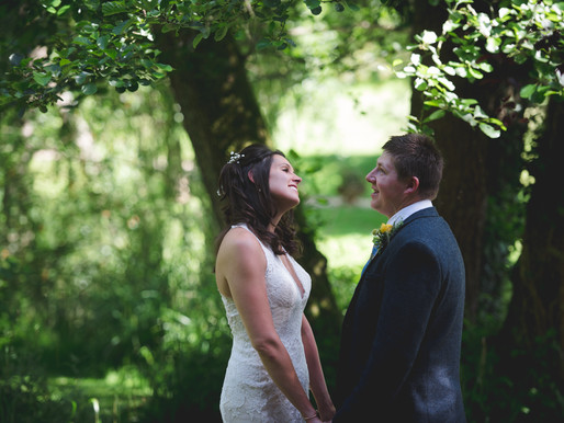 Mill Barns - Shropshire Wedding Photography | Steph & Chris