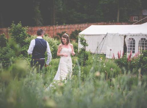 Sugnall Walled Garden Wedding   Annie & Sam