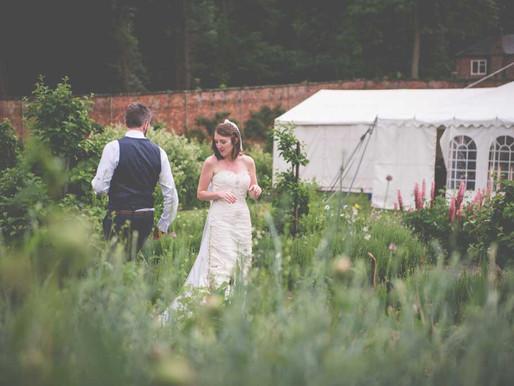 Sugnall Walled Garden Wedding | Annie & Sam