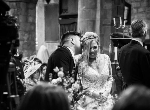 Claverley Spring Wedding Photography   Lizzie & Harry